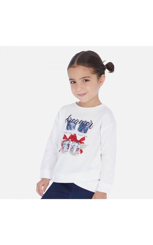 Dievčenská mikina MAYORAL 3461