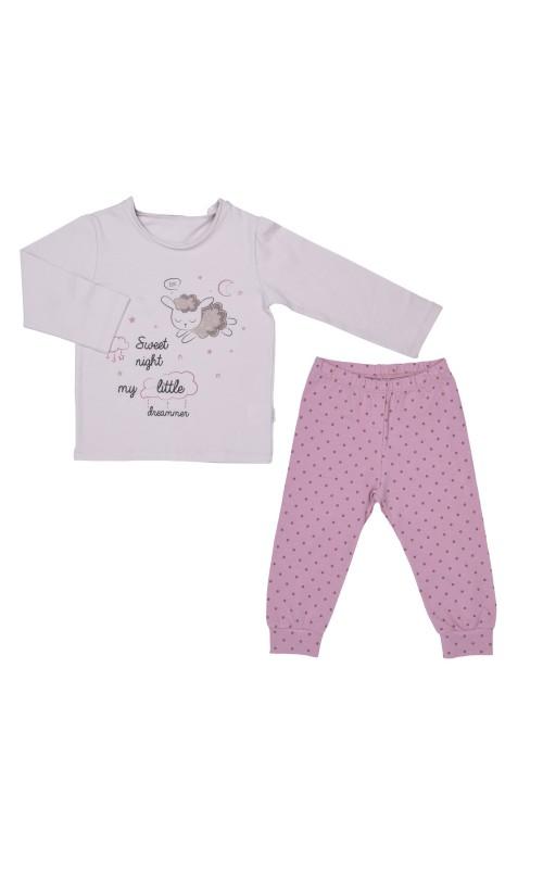 Dievčenský set (tričko+tepláky) KITIKATE