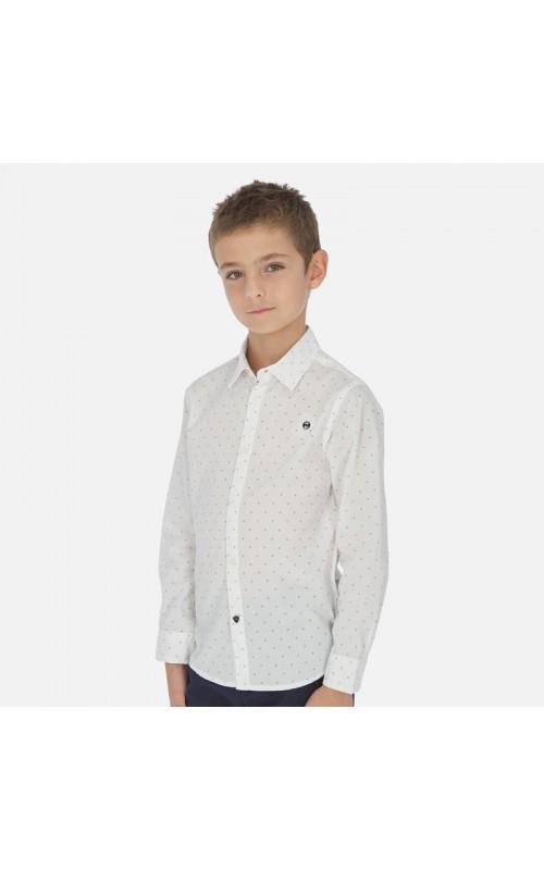 Chlapčenská košeľa MAYORAL 6153