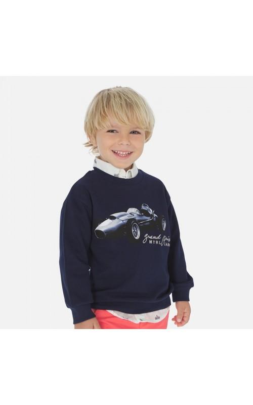 Chlapčenská mikina MAYORAL 3460