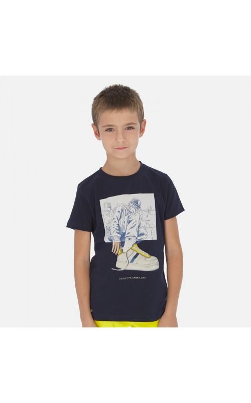 Chlapčenská tričko MAYORAL 6056