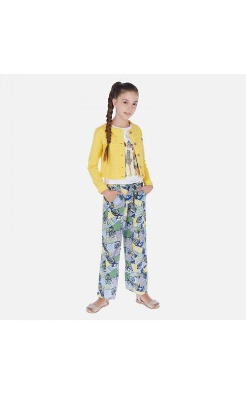 Dievčenské nohavice MAYORAL 6535