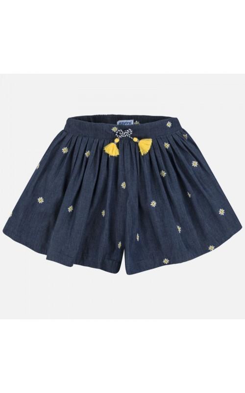 Dievčenské šortky MAYORAL 6257