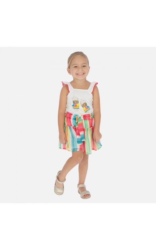 Dievčenské šortky MAYORAL 3281
