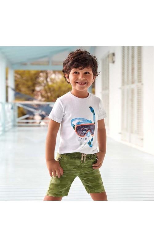 Chlapčenské šortky MAYORAL 3264