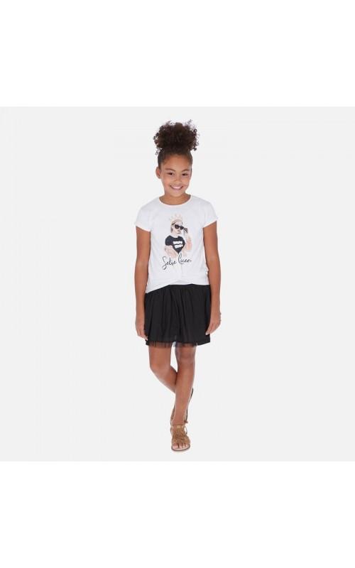 Dievčenské šaty MAYORAL 6986
