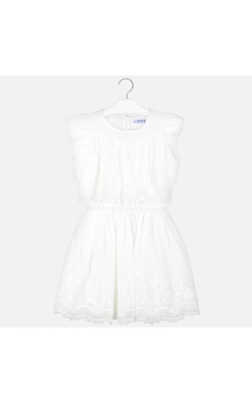 Dievčenské šaty MAYORAL 6977