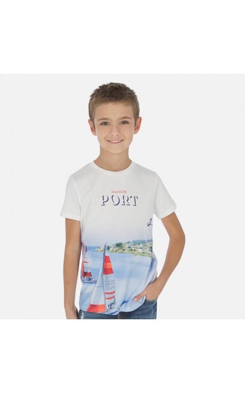 Chlapčenské tričko MAYORAL 6054