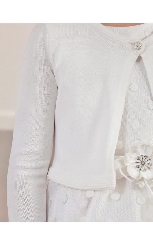 Dievčenské bolerko (sveter) ABEL&LULA 5314