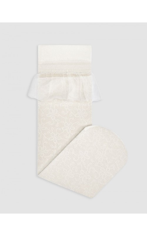Dievčenské ponožky ABEL&LULA 5407