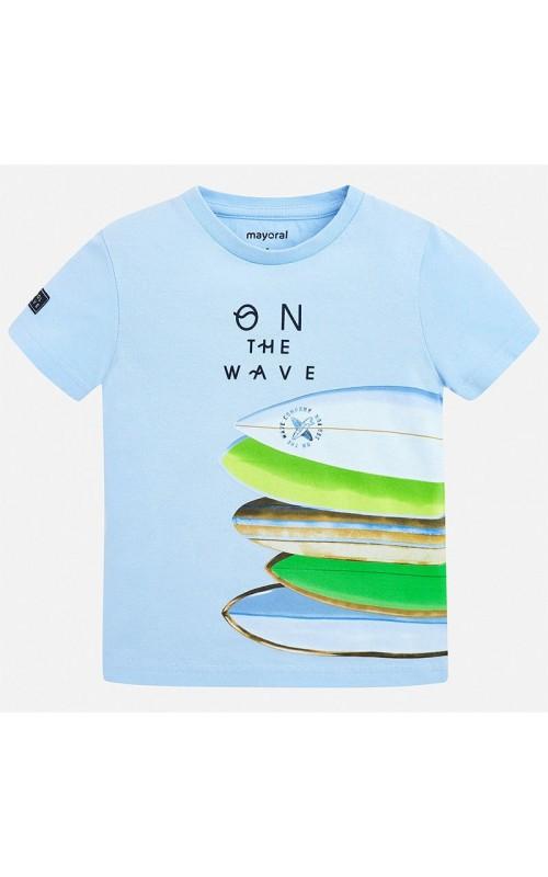 Chlapčenské tričko MAYORAL 3067